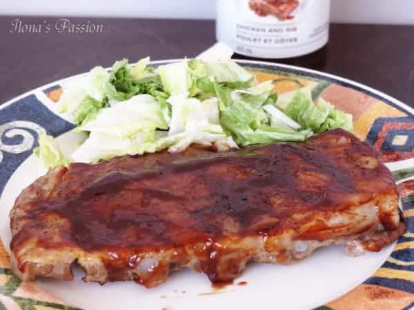 Tender Barbecue Ribs