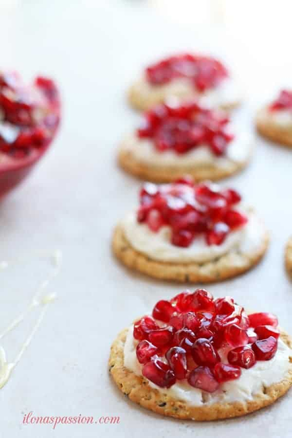 Cream cheese cracker toppings recipes