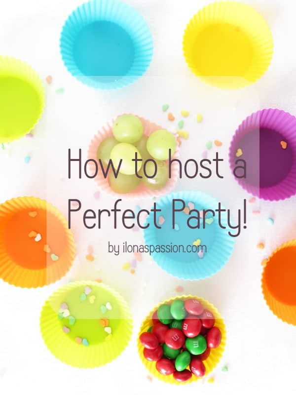 Party Ideas with lots of resources: goody bags, party decorations, party games and party printables by ilonaspassion.com I @ilonaspassion