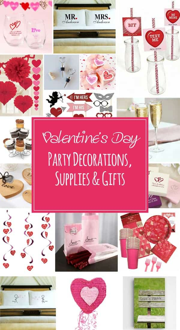 valentine 39 s day party decorations supplies gifts ilona 39 s passion. Black Bedroom Furniture Sets. Home Design Ideas