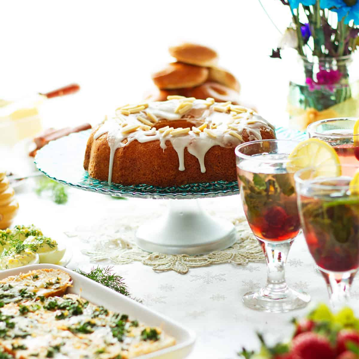 Easter Brunch Menu Ideas with Recipes - Ilona's Passion