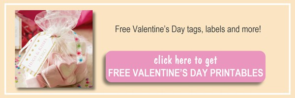 Valentine's day designs including gift tags and more by ilonaspassion.com